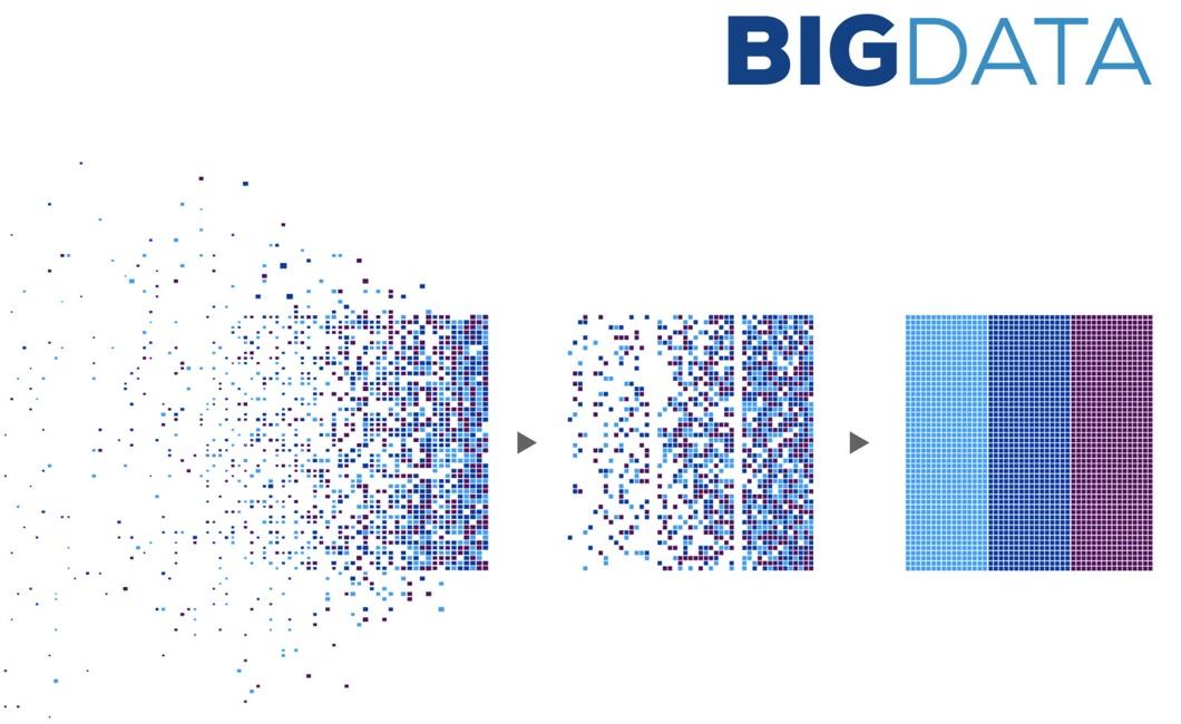 ビッグデータとは?AIとの関係性や解析手法について