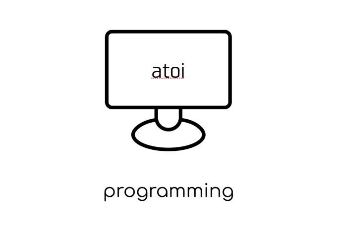 C言語のatoiで出来ることと使い方をまとめました