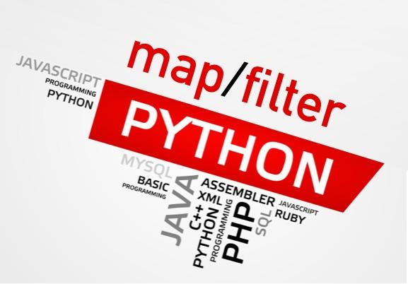 Pythonの高階関数map/filterの便利な使い方